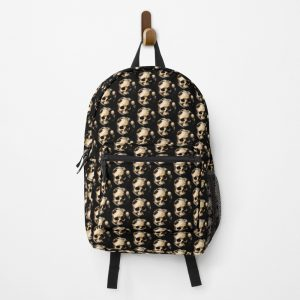 Memento mori backpack