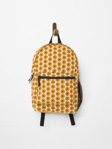 Marigold Summer backpack